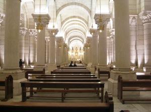 Crypt of Catedral de la Almundena