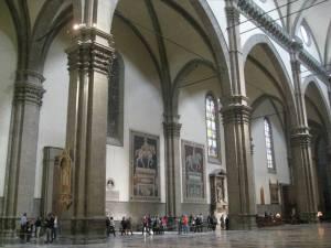 Inside Il Duomo