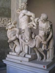 Statua Laooconte